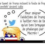 DuBulle #43 Le tweet #covfefe de Trump déjà culte