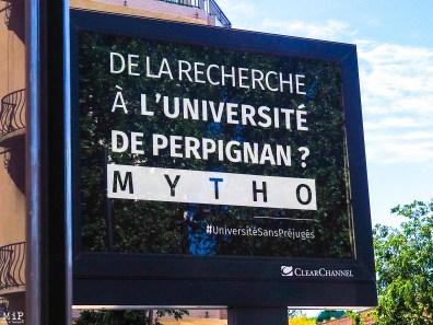 Campagne de publicité UPVD-