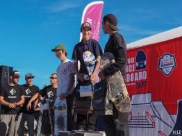 Championnat de France Skateboard - Etape Perpignan - Podium-5060807