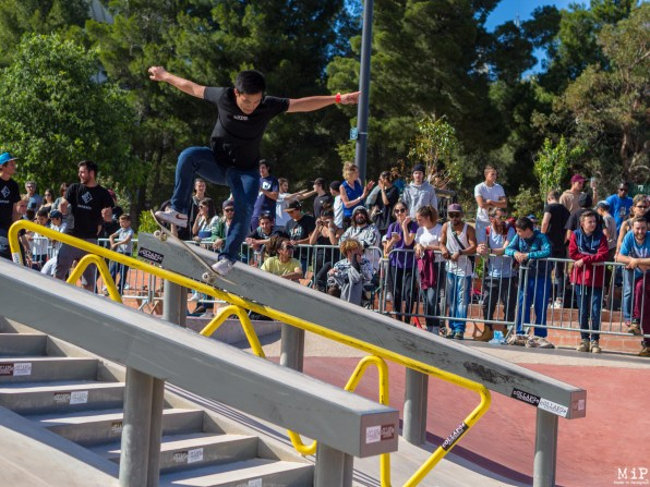 Championnat de France de Skateboard - Perpignan-5060426