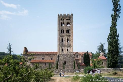 Abbaye Saint Michel de Cuxa- Crédit photo Ludivine Paques