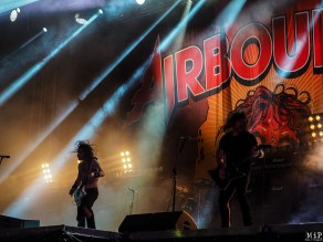 Deferlantes 2017 - Airbourne