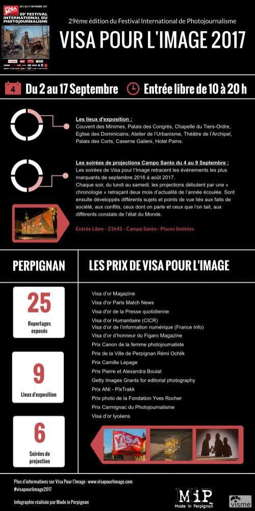 Visa pour l'Image 2017