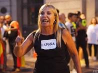 Barcelone - Manifestation des pro Espagne contre le référendum catalan-9300593