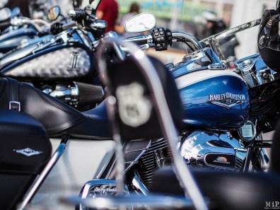 Concentration Harley Davidson à Saint Cyprien dans les Pyrénées Orientales-9160012