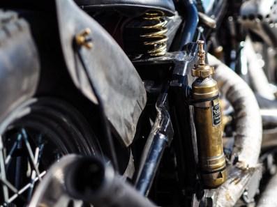 Concentration Harley Davidson à Saint Cyprien dans les Pyrénées Orientales-9160081-2