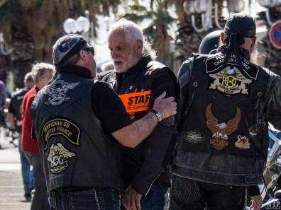 Concentration Harley Davidson à Saint Cyprien dans les Pyrénées Orientales-9160094