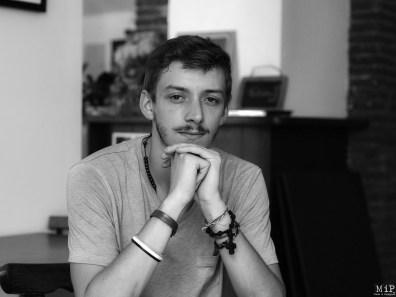 François Thomas portrait d'un jeune photojournaliste-8290278