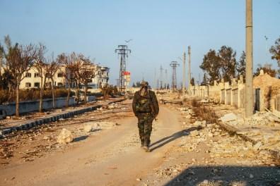 Photoreportage en Syrie - Crédit François Thomas 2