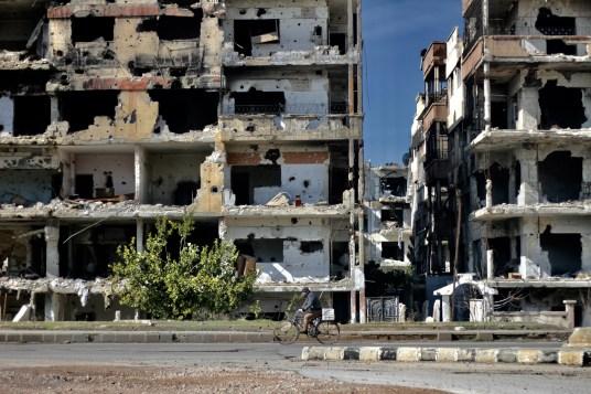 Photoreportage en Syrie - Crédit François Thomas 3