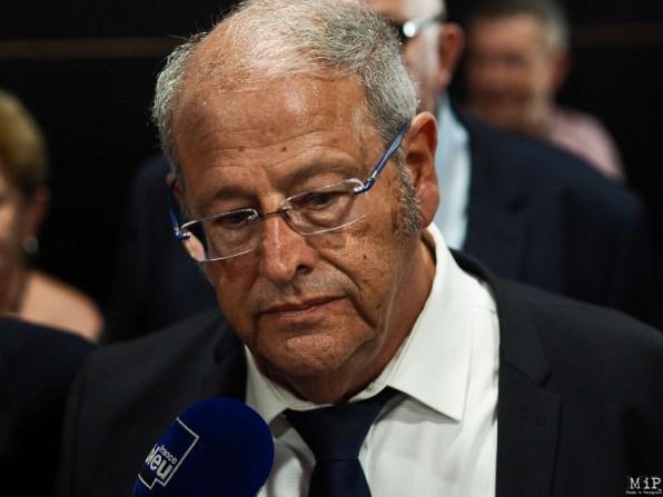 Jean Sol - Nouveau Sénateur élu des Pyrénées Orientales