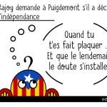 DuBulle #45 Peine de cœur de Rajoy
