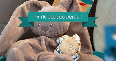 Patxi – l'innovation s'attaque même au Doudou perdu