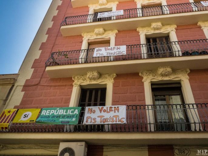 Fronde anti touristes à Barcelone-8170032