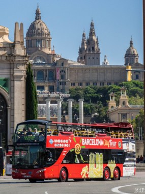 Fronde anti touristes à Barcelone-8170041