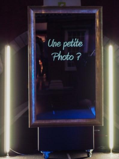 Clic Emotion le robot photo présent au My Digital City