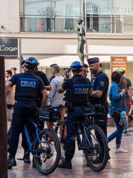 Police Municipale Perpignan - Image d'illustration