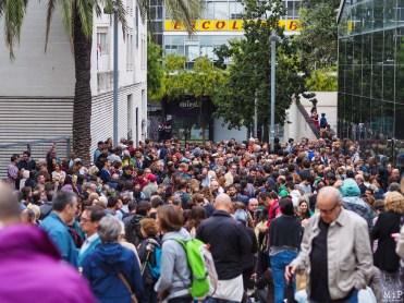 Référendum catalan du 1-O - Récit d'une journée historique-010172
