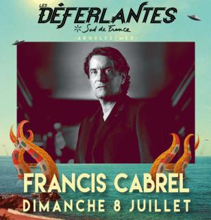 Francis Cabrel - Dimanche 8 juillet 2018
