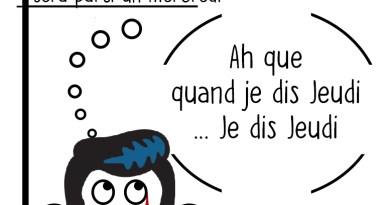 #DuBulle 47 Faisant mentir sa marionnette,Johnnysera parti un mercredi