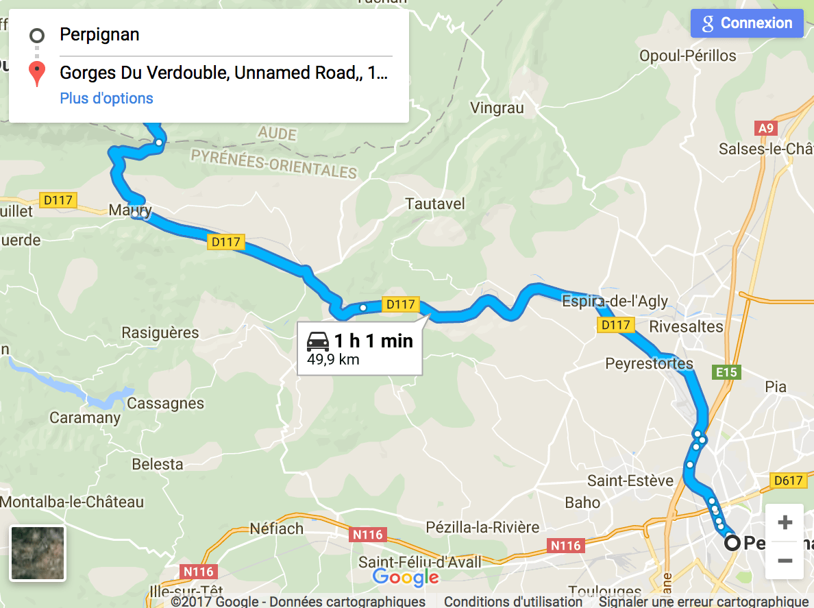 Itinéraire Cucugan par KikiMag
