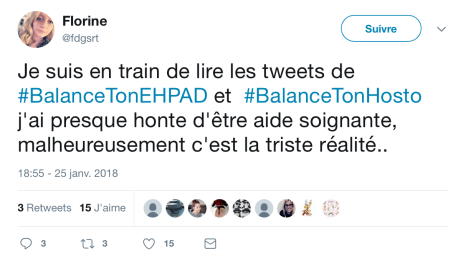 #BalanceTonEHPAD sur twitter