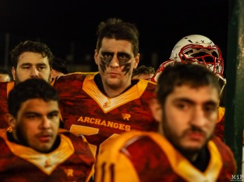Football américain - Archanges Perpignan VS Scorpions Muret-1200721