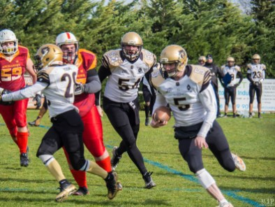 Football américain - Archanges Vs Grizzly -2180166