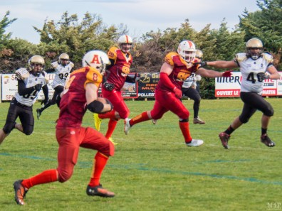 Football américain - Archanges Vs Grizzly -2180205