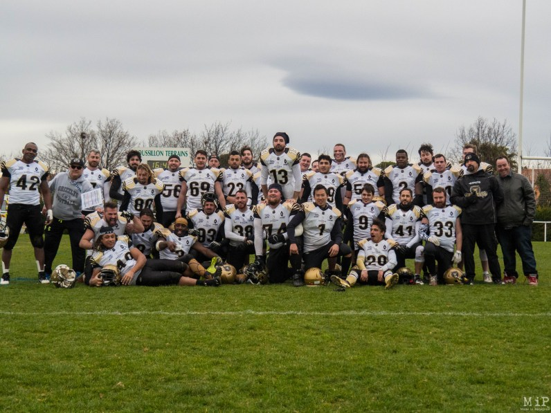 Football américain - Archanges Vs Grizzly -2180280