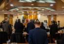 Minute de recueillement et hommage aux victimes de l'attentat terroriste de Trèbes