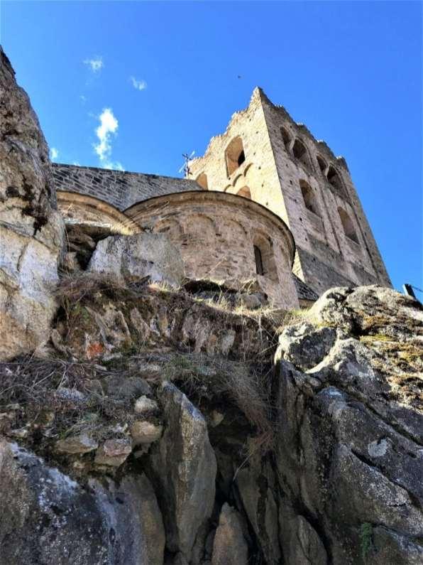 KikimagTravel - Abbaye Saint Martin du Canigou - 1