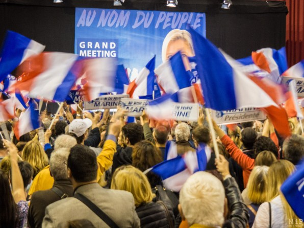 Meeting Marine Le Pen 04 2017 -4151664