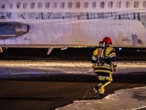Simulation grandeur nature d'un crash d'avion à Perpignan-3290714