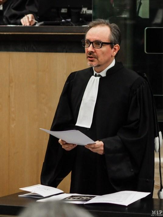 Maître Philippe Ayral Bâtonnier des PO