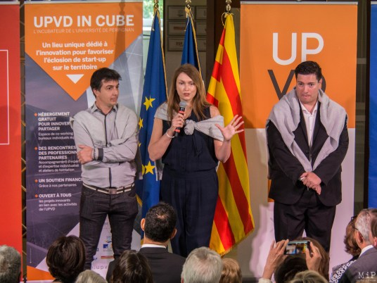 UPVD Incube Inauguration Avril 2018-4200187