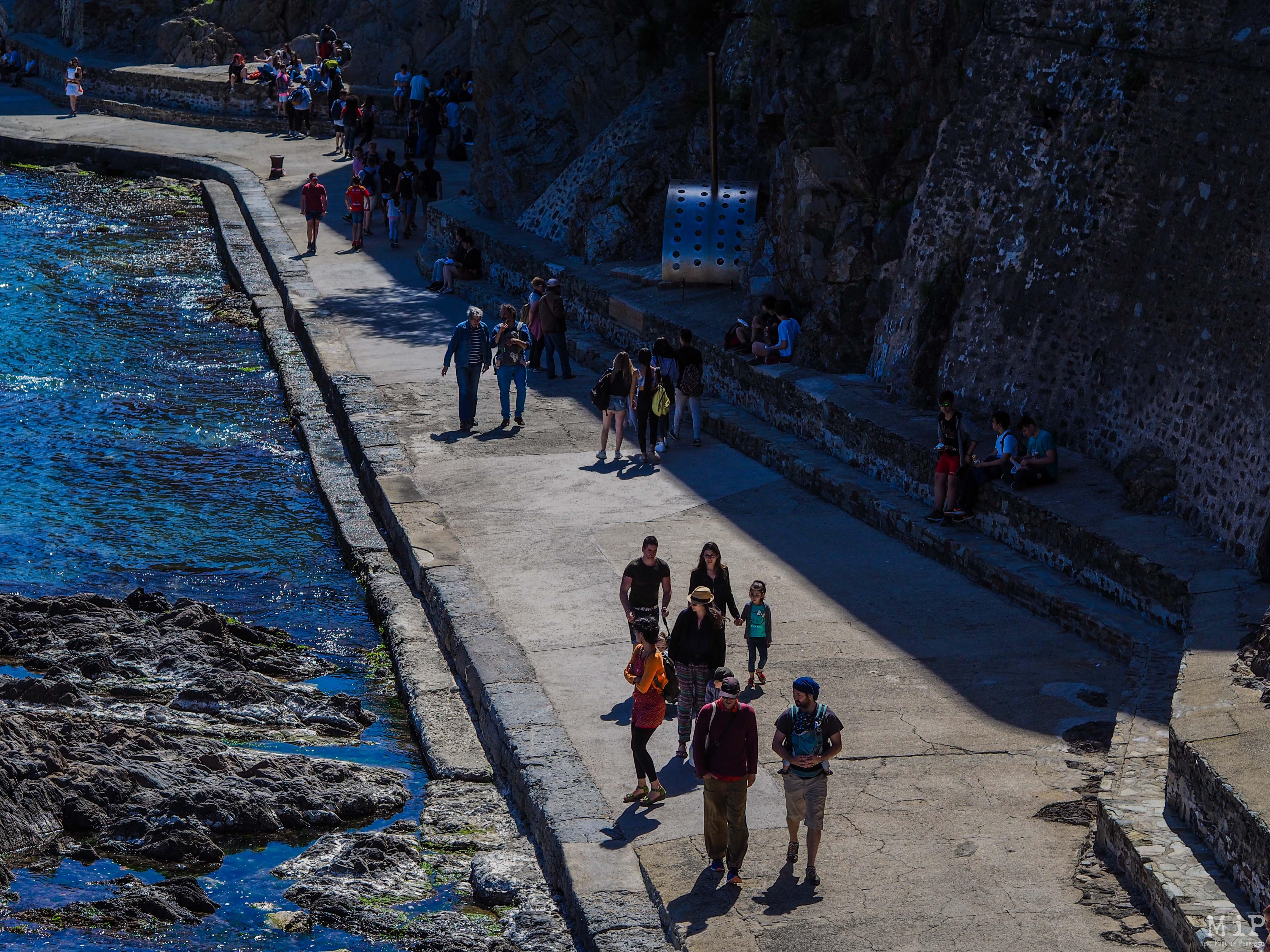 Collioure Avril 2018 vacances tourisme