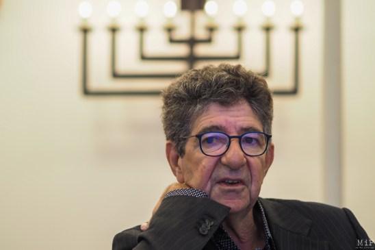 Daniel Halimi - Président de la communauté israélite de Perpignan