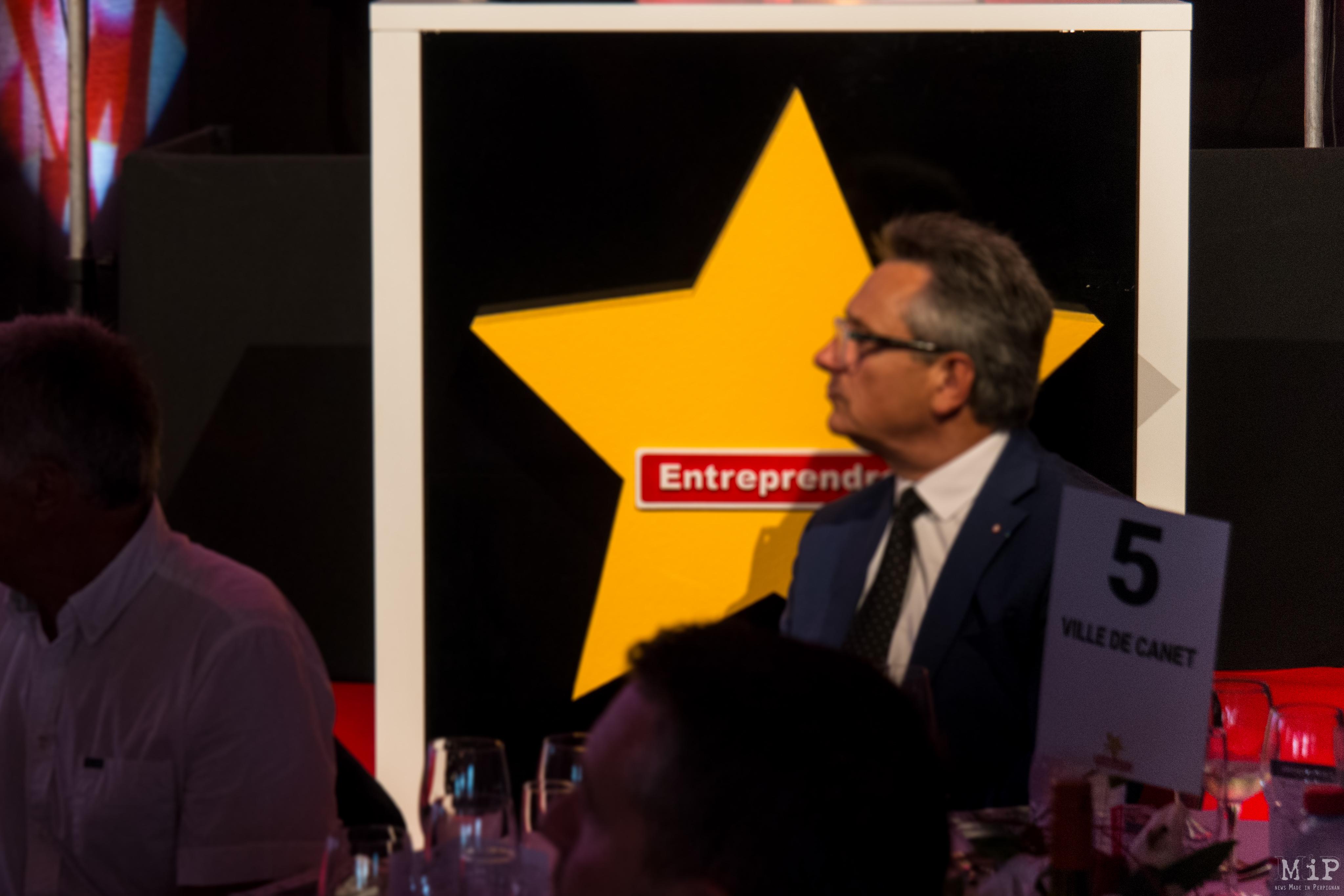 """Trophée """"Les étoiles d'Entreprendre"""""""