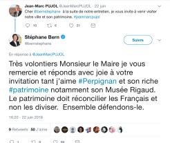Bern répond à JMP