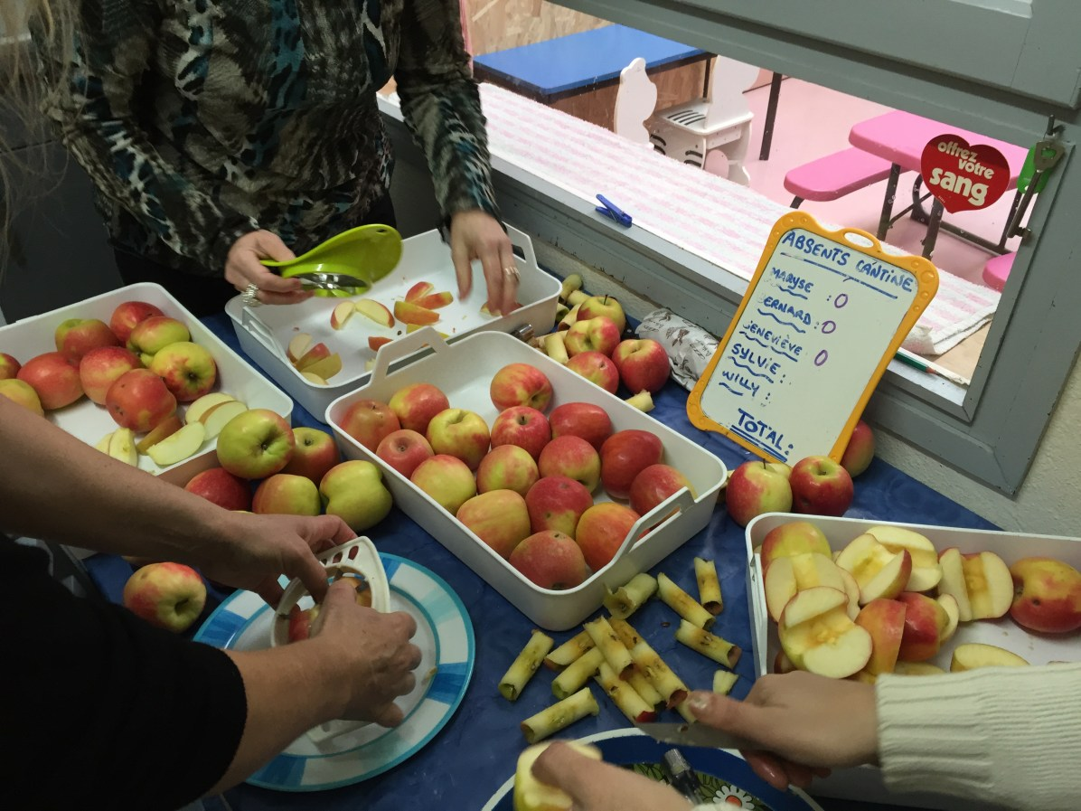 Fruits cantine - Pyrénées-Orientales
