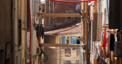 Démolitions au quartier Saint Jacques de Perpignan sur fond de pré-campagne électorale pour la mairie de Perpignan