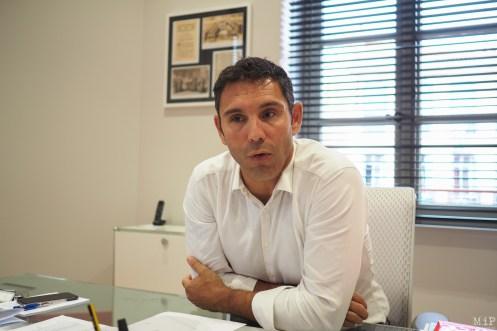 Fabrice Lorente - Président de l'Université de Perpignan