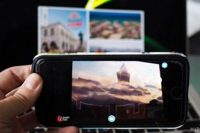 ICM Soft - La carte postale à réalité augmentée