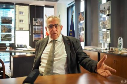 Jean-Marc Pujol - Maire de Perpignan et Président de Perpignan Méditerranée Métropole
