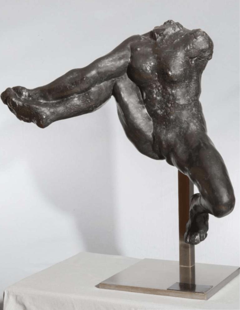 Auguste Rodin - Iris, méssagère des dieux - 1895