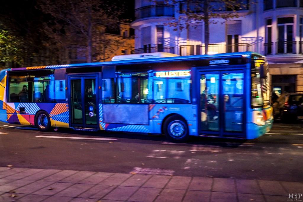 Bus Sankéo