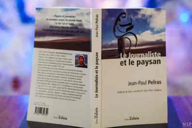 Jean-Paul Pelras - Le Journaliste et le paysan - Editions Talaia
