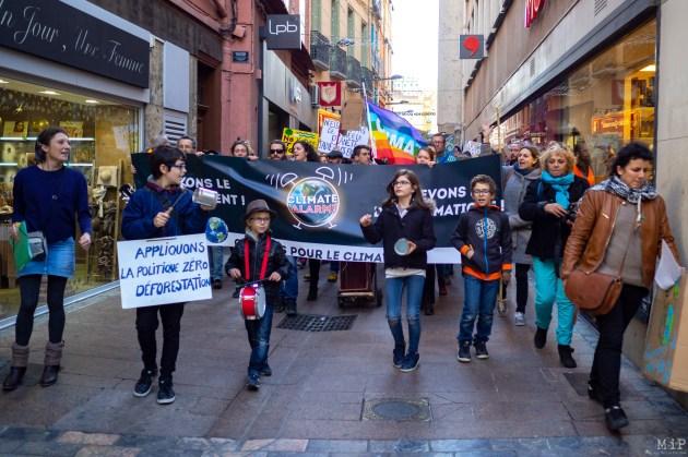 Image d'archive - Marche pour le Climat Novembre 2018 Perpignan