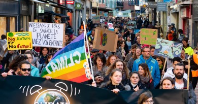 Marche pour le Climat à Perpignan – Réchauffer les consciences